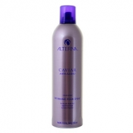 Alterna Caviar Style Anti-aging Working hair spray лак подвижной фиксации 500 мл