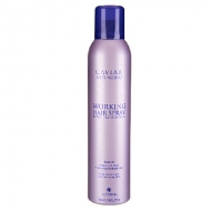Alterna Caviar Style Anti-aging Working hair spray лак подвижной фиксации 250 мл