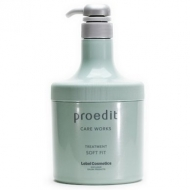 Lebel Маска для волос Proedit Treatment Soft Fit 600 ml