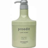 Lebel Маска для волос Proedit Treatment Curl Fit 600 ml